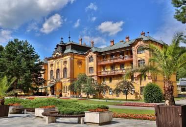 Kúpele Bardejov Hotel Astória***