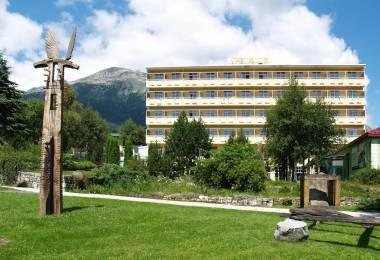 Kúpele Nový Smokovec Hotel Palace