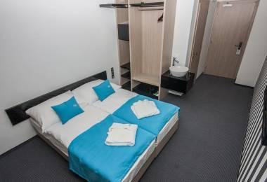Dvojlôžková izba štandard - Poprad Hotel Riverside