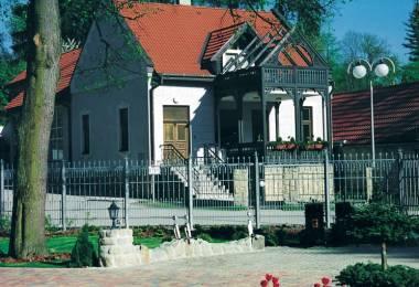 Kúpele Rajecké Teplice Vila Flóra