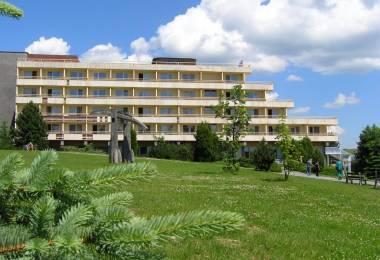 Kúpele Vyšné Ružbachy Liečebný dom Travertín