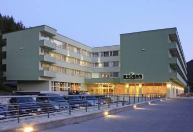 Kúpele Brusno Liečebný dom Poľana