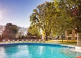 Vonkajší bazén - Kúpele Piešťany Hotel Thermia Palace