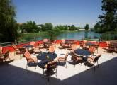 Letná terasa - Wellness Hotel Patince