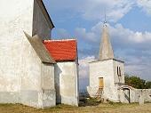 Kostol sv. Michala Archanjela.