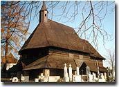 Históra gotického dreveného kostolíka